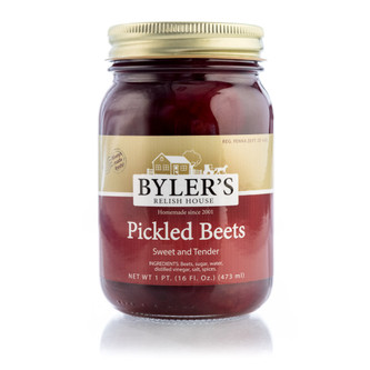 Delicious small beets with a touch of cinnamon