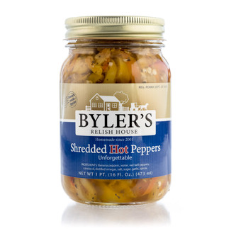 Soaked in a vinegar brine and packed in oil, an assortment of colorful peppers mingles with spices for an unforgettable taste sensation.