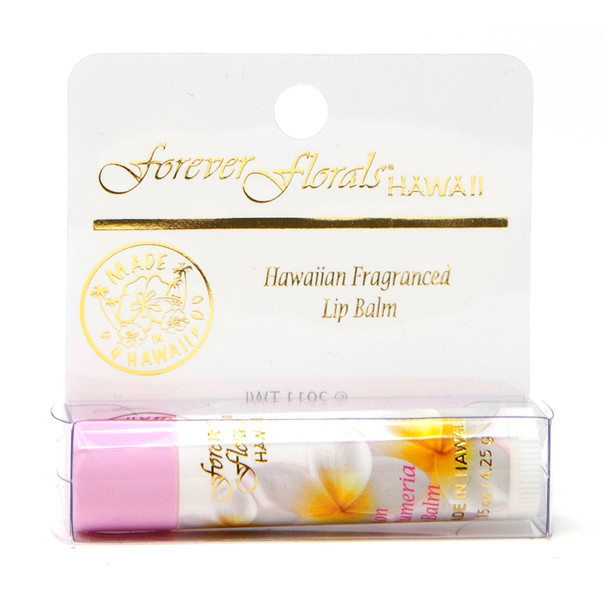 Passion Plumeria Fragranced Lip Balm Stick
