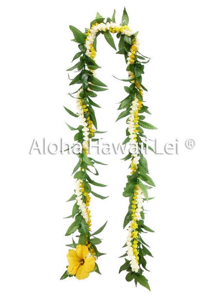 #15045 60 inch Pakalana/Pikake/Maile Open Alli Nani Premium Lei
