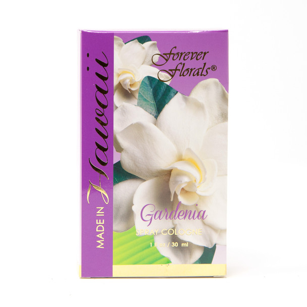 1oz Gardenia Cologne