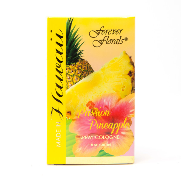 Passion Pineapple Cologne
