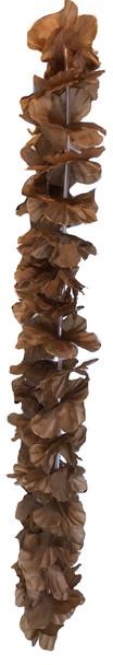 Island Lei (Pack of 25) - Brown