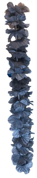 Island Lei (Pack of 25)  - Gray