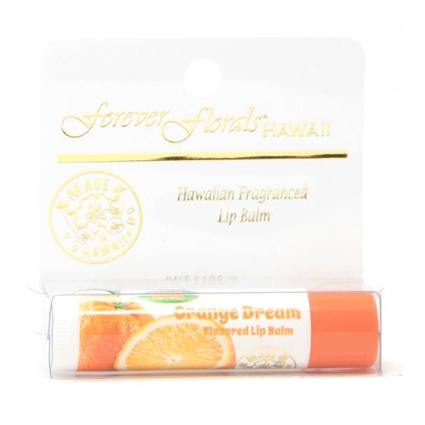 Flavored Lip Balm - Orange Dream