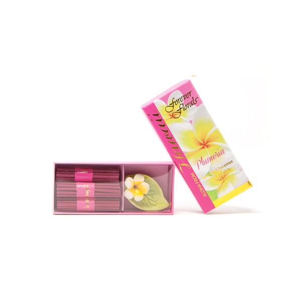 Plumeria Incense - Petite Gift Set