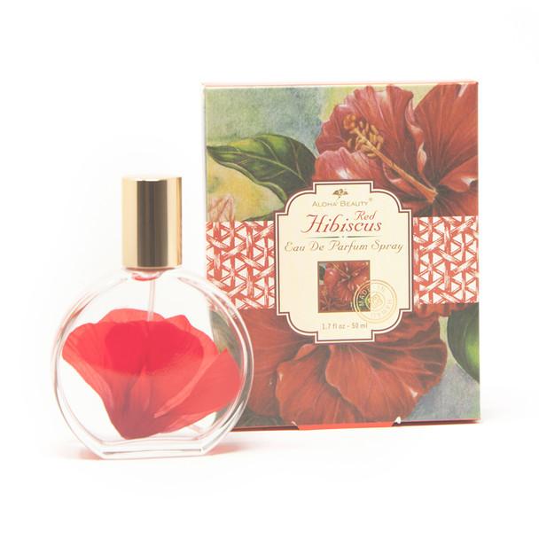 Eau de Parfum Red Hibiscus