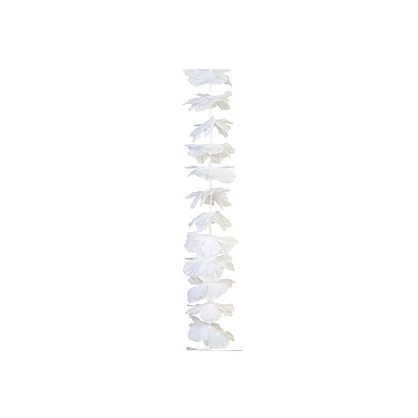 #11968 Island Lei (Pack of 25) - White