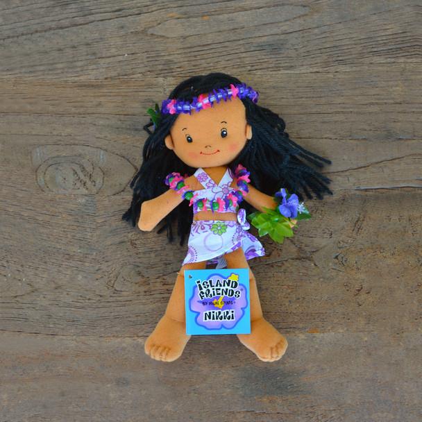 #34015 Keiki Island Friends - Nikki