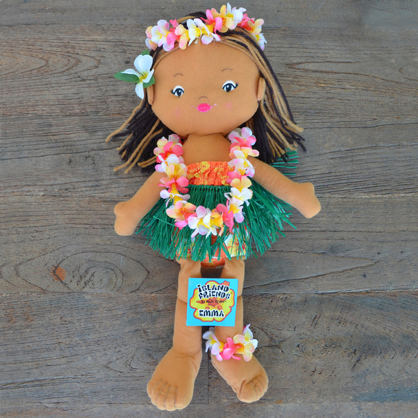 #34024 Island Friends - Emma (Large Doll)