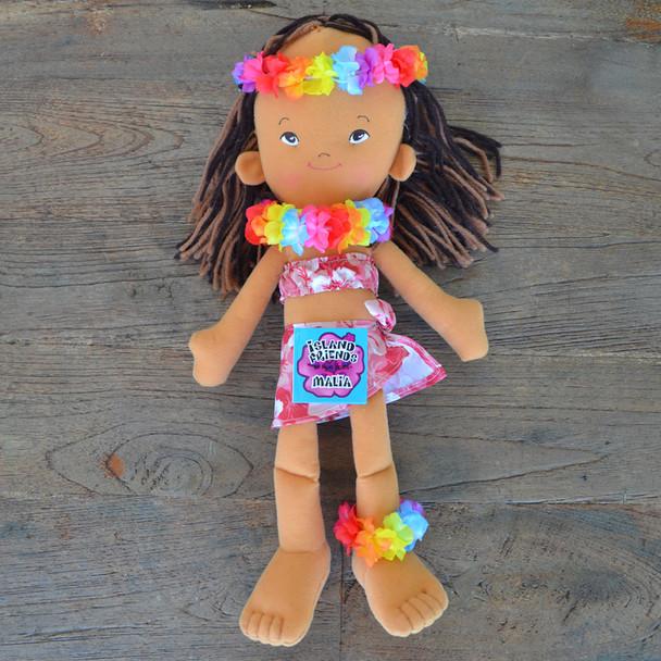 #34034 Island Friends - Malia (Large Doll)