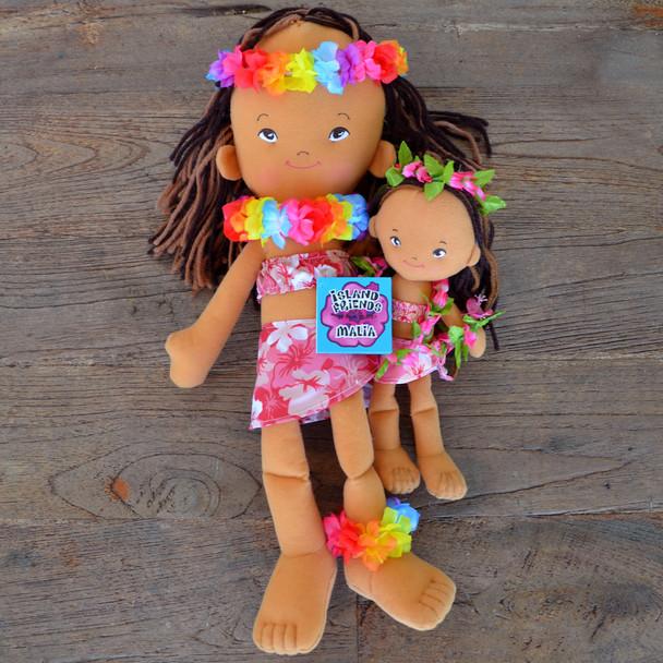 #34034C Island Friends - Malia (Mom & Daughter Combo)