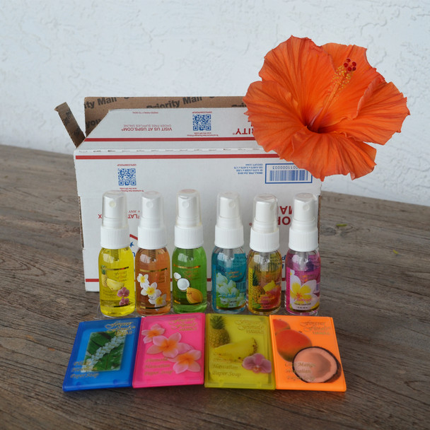 Forever Florals Sanitizing Pack - Bundle 1