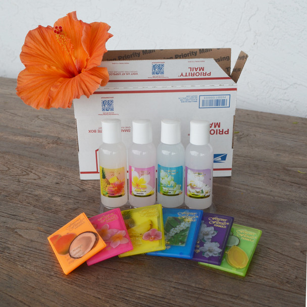Forever Florals Sanitizing Pack - Bundle 3