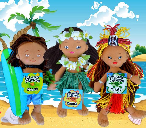 #34019 Keiki Island Friends Combo