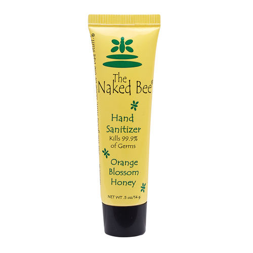 Orange Blossom Honey Hand Sanitizer .5oz