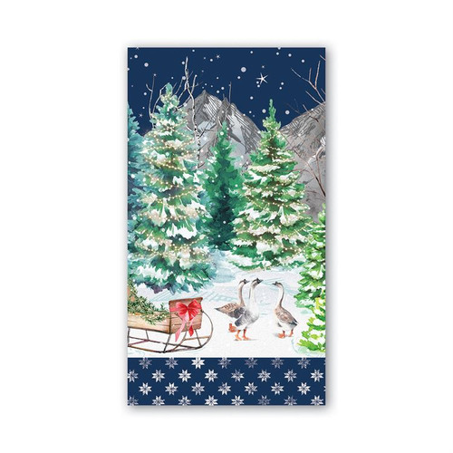 Holiday Hostess Napkins