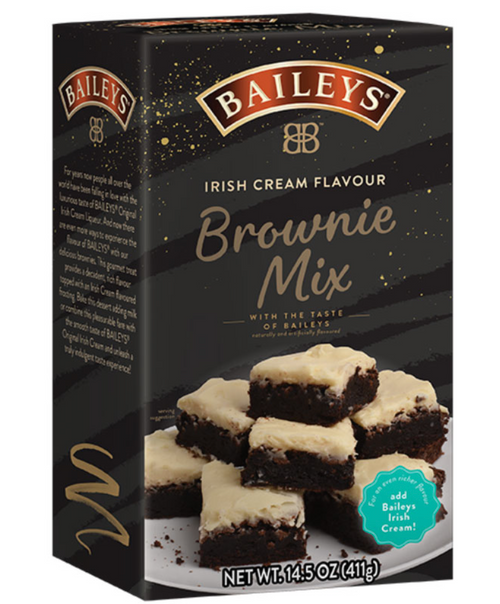 Baileys Irish Cream Brownie Mix