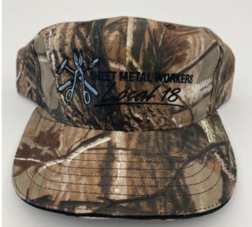 Camouflage Baseball Hat