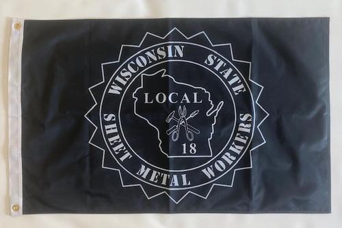 Local 18 Flag