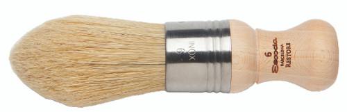 Restore® #6 Stubby Handle Brush
