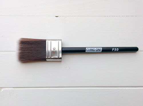 Cling ON! Flat Brush #50 ~F50