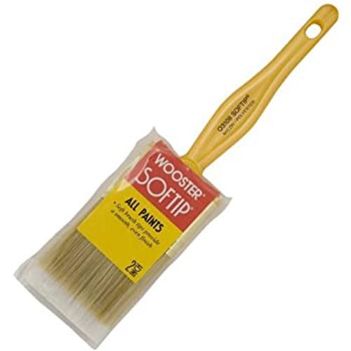 One Step Paint Brush , 1-Inch, White
