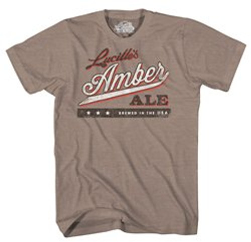 "Lucille's ""Amber Ale"" T-Shirt"
