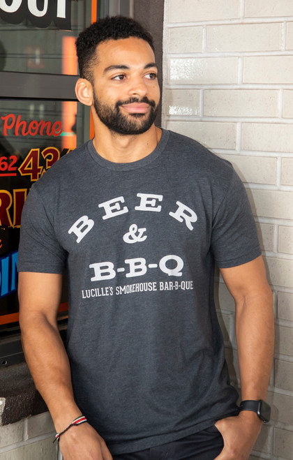 Beer & BBQ T-Shirt