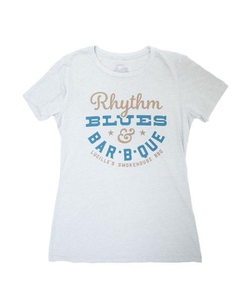 Rhythm Blues Women's T-Shirt - Silk