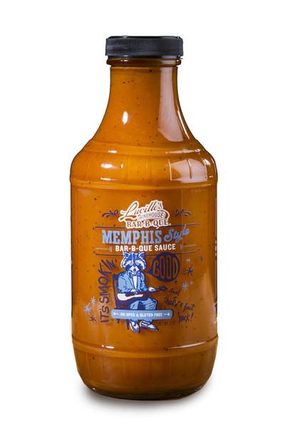 Lucille's Memphis BBQ Sauce