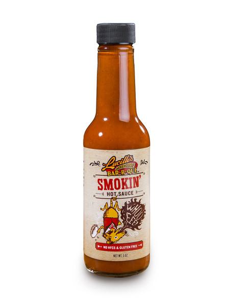 Lucille's Smokin' Hot Sauce