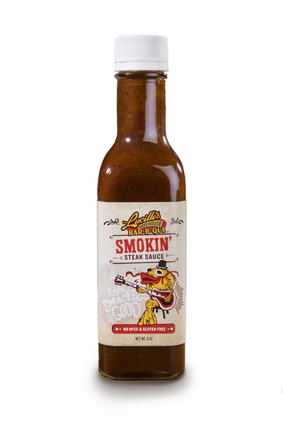 Lucille's Smokin' Steak Sauce