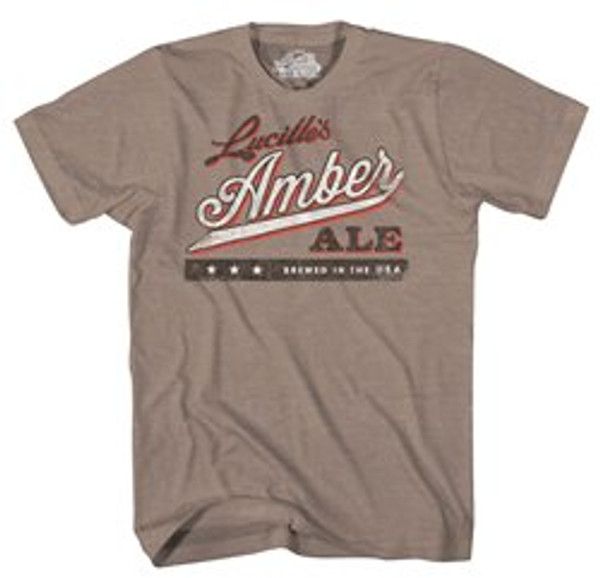 """Lucille's """"Amber Ale"""" T-Shirt"""
