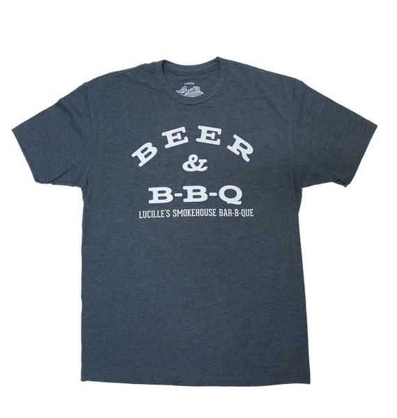 Beer & BBQ T-Shirt