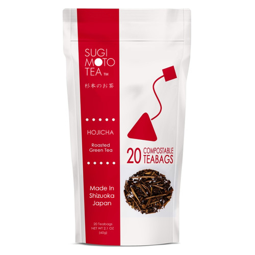 ENRICH Hojicha Tea Bags