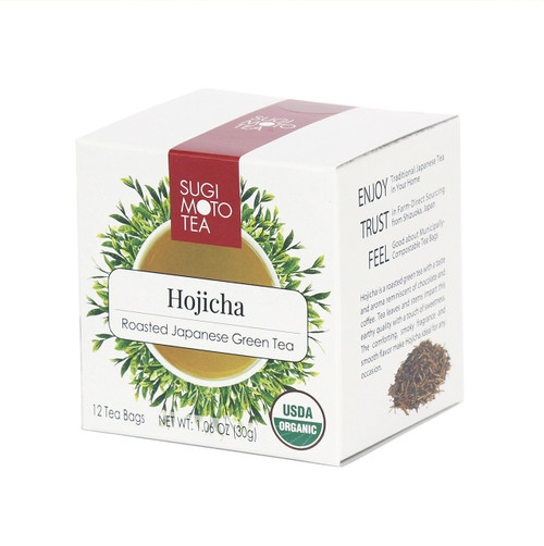 Organic Hojicha Tea Bags