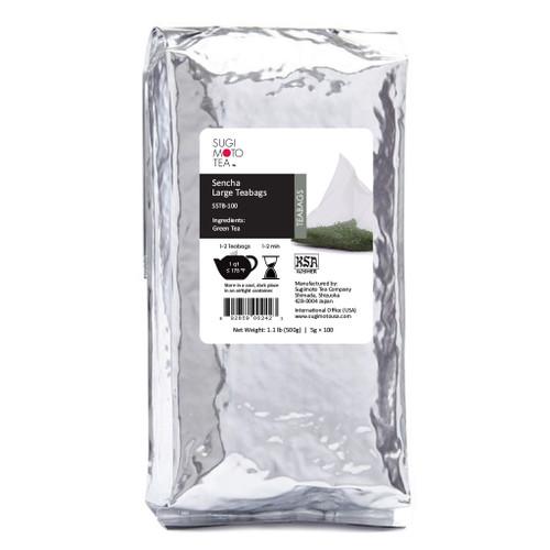 Sencha Large Tea Bag