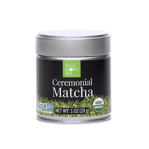 Organic Ceremonial Matcha Tin