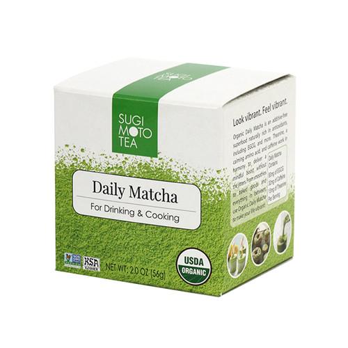 Organic Daily Matcha