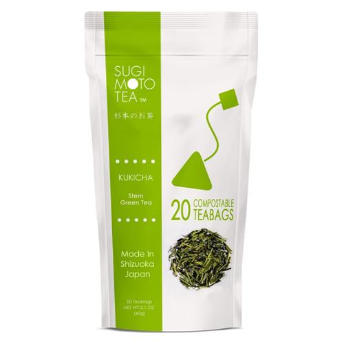 ENRICH Kukicha Tea Bags