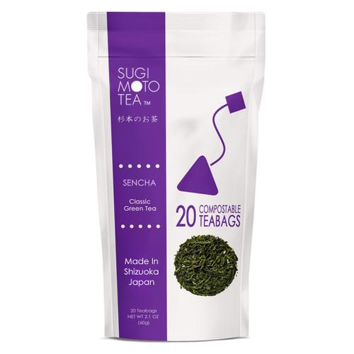 ENRICH Sencha Tea Bags
