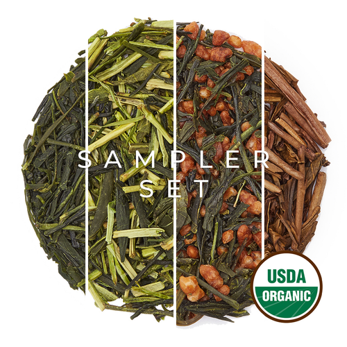 Organic Loose Leaf Sampler Set