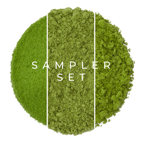Matcha Sampler Set