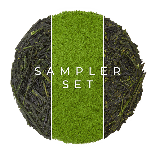 Shaded Tea Sampler Set