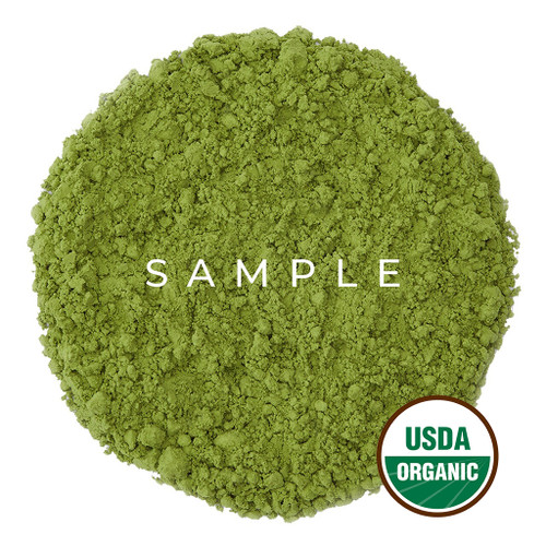 Organic Culinary Matcha Sample