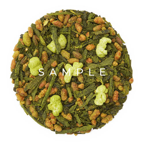 Matcha Genmaicha Sample