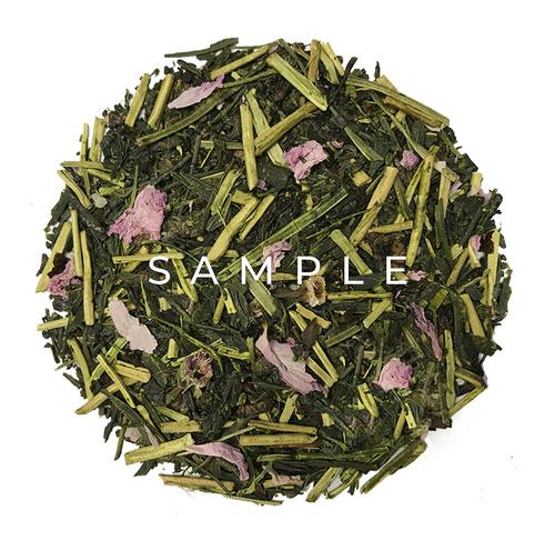 Sakura Sencha Sample