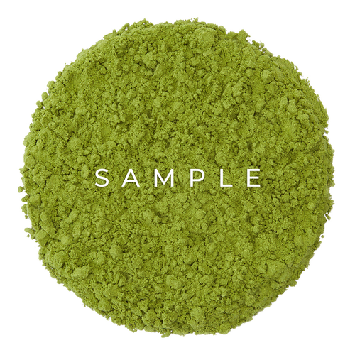 Sencha Powder Sample