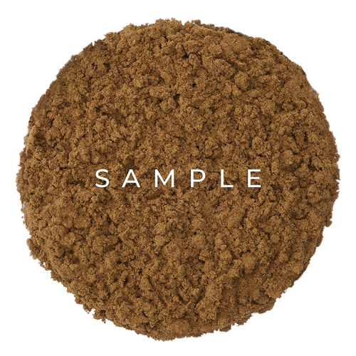 Hojicha Powder Sample